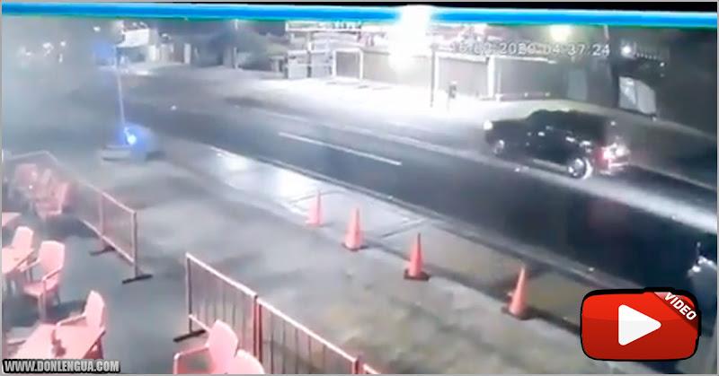 Un terrible accidente de tránsito dejó 2 personas fallecidas en el Zulia