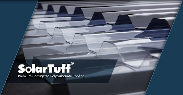 solartuff jogja / atap transparan jogja