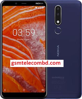 Nokia 3.1 Plus Flash File (TA-1104 TA-1113 TA-1115 TA-1117 TA-1118 TA-1125) All Version