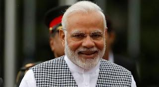 प्रधानमंत्री नरेंद्र मोदी ने वाराणसी में 3350 करोड़ रुपये के विकास परियोजनाओ का अनावरण किया