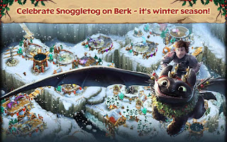 Dragons: Rise of Berk Mod