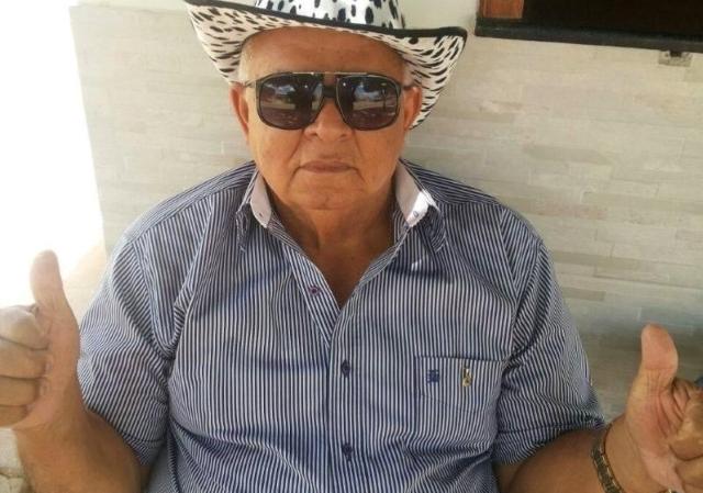 Morre aos 91 anos o ex-delegado e ex-vereador de Dom Basílio, Aristides Cambui