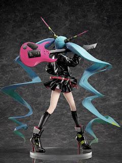 Vocaloid – Hatsune Miku: LAM Rock Singer Ver., Tokyo Otaku Mode