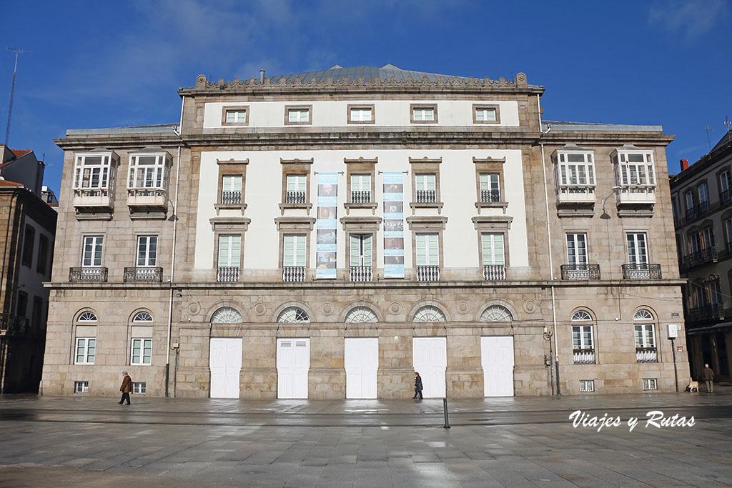 Teatro Rosalía de Castro, A Coruña