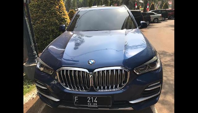 MAKI Ungkap Kode di Balik Pelat Nopol BMW X5 Jaksa Pinangki, F-214