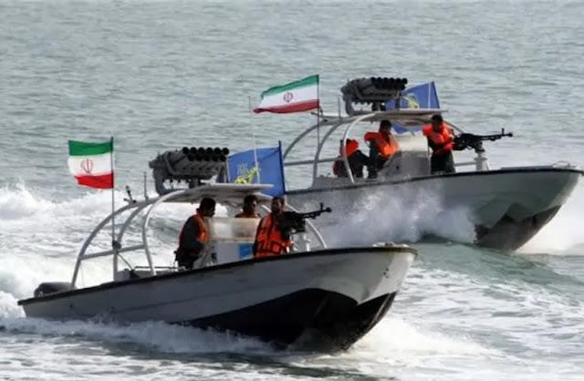 Iran thuyền