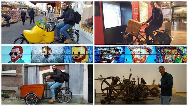 Mi baúl de blogs en Amsterdam