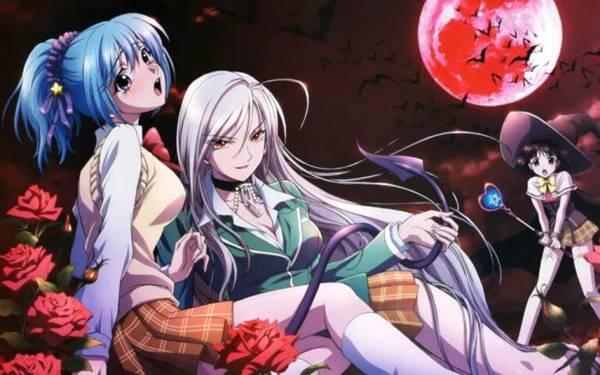 Anime Genre Vampire Terbaik – Bagian 2