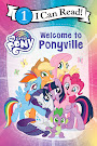 My Little Pony Welcome to Ponyville Books