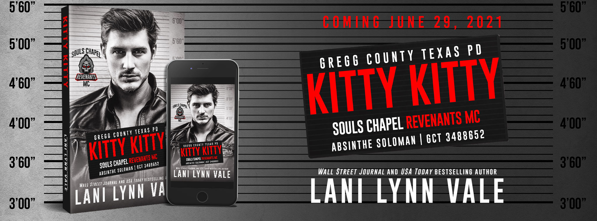 Kitty Kitty by Lani Lynn Vale