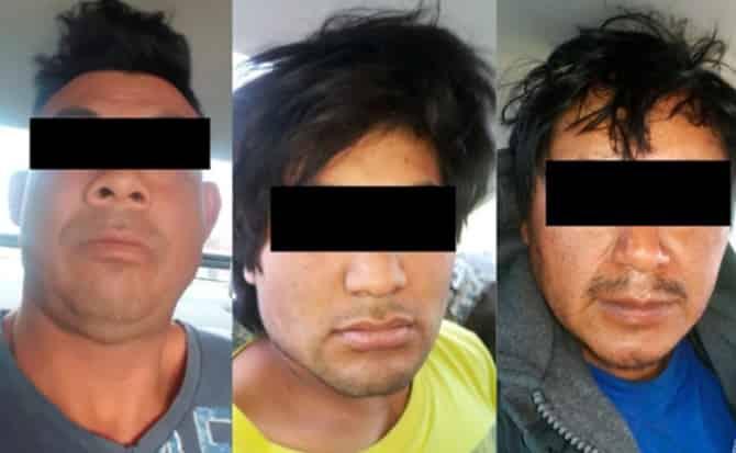 Robos, delincuentes, Toluca