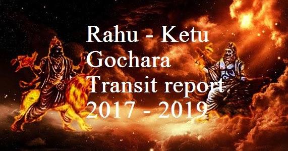 Chiram Samskrutam Spiritual Foundation: Rahu Kethu Gochara