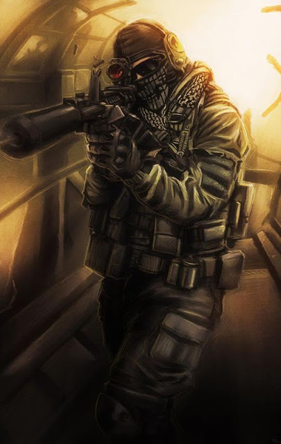 Call of Duty: Mobile Game Full HD Wallpaper For Free Download