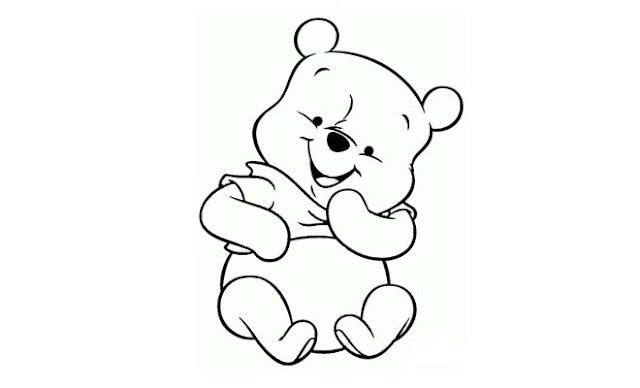 Winnie Pooh Bebe 4