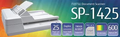 Fujitsu SP-1425 Driver Download