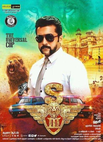 Singam 3 2017 Full Movie Hindi Dubbed Download