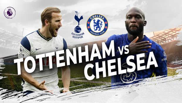 Prediksi Liga Inggris : Tottenham Hotspur vs Chelsea