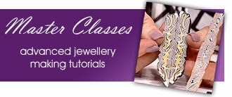 Master Classes section of jewellery show