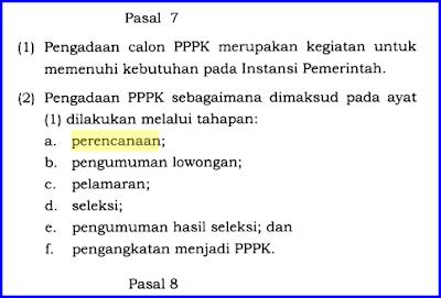 pengadaan PPPK 2021