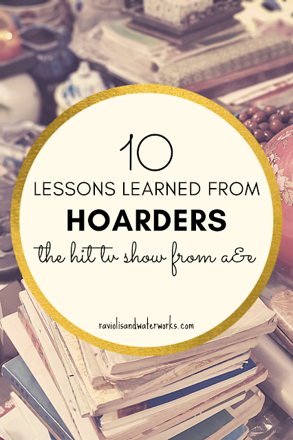 what is the show hoarders about
