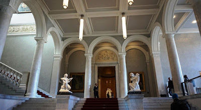 Galería Nacional. Berlín
