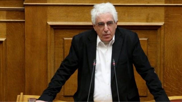 Παρασκευόπουλος: Τι απαντά στον Χρυσοχοΐδη για τις φυλακές Κορυδαλλού