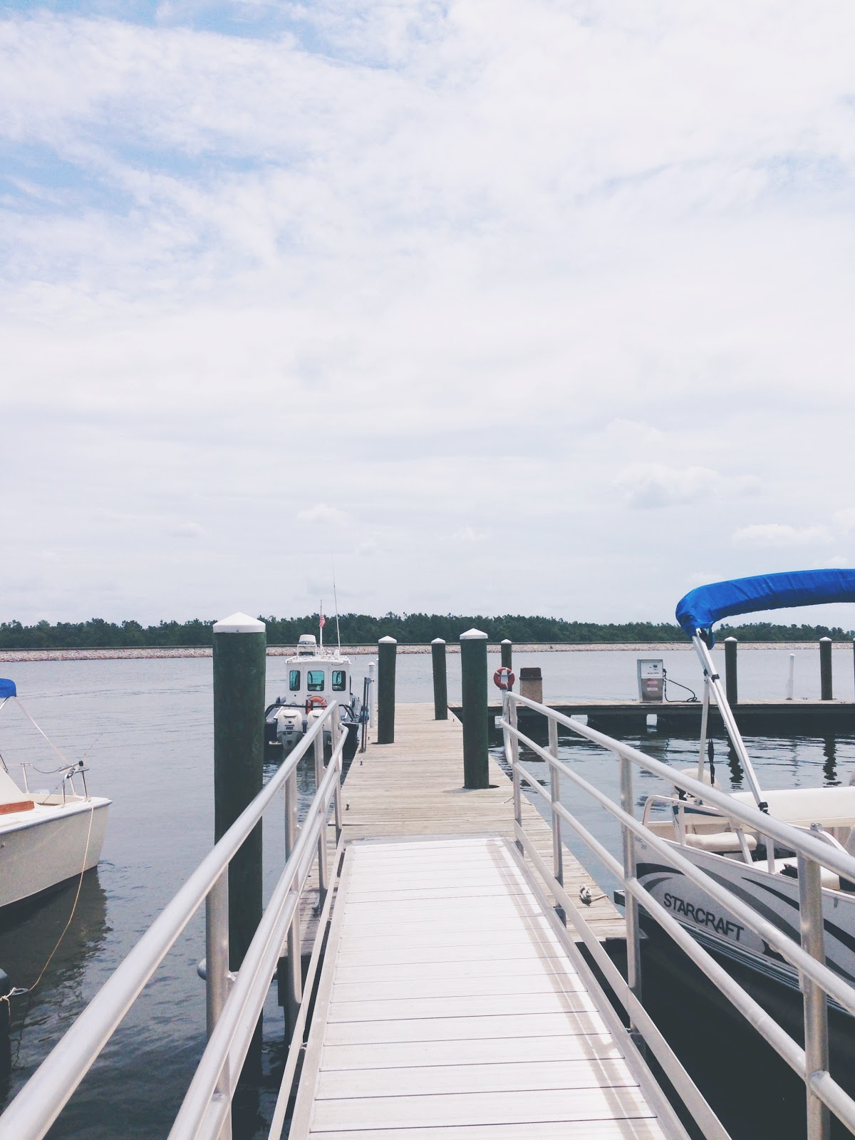 Short Stay Moncks Corner Lake Moultrie Boat Pier