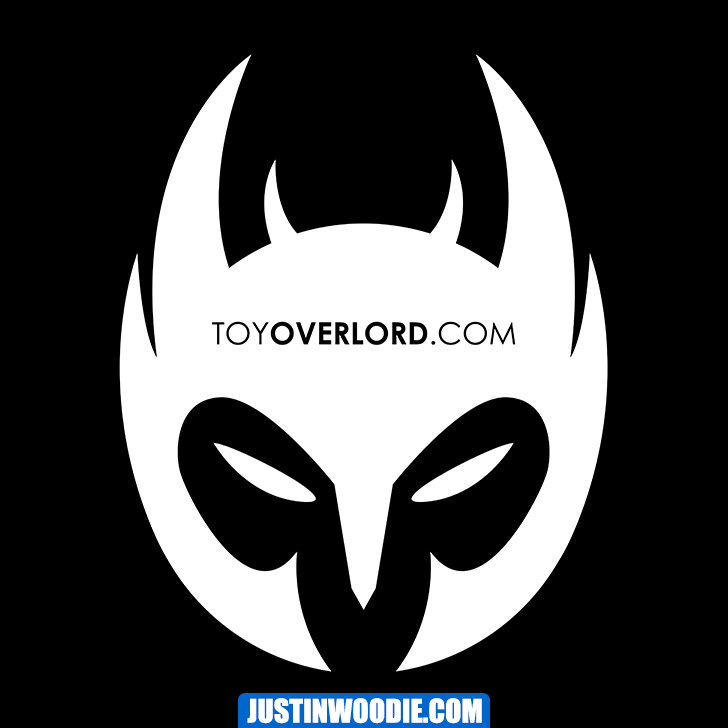 Toyoverlord Graphic Logo Design