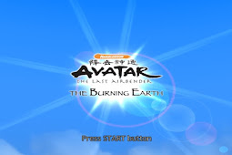 Avatar The Last Airbender The Burning Earth PS2/PCSX2/Damon ISO [964 MB]
