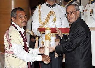 Padma Shri Jadav Payeng