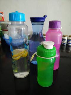 Air putih penting untuk kekalkan penghasilan susu badan yang optimum