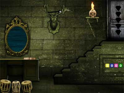 Escape Ghost House - Escape Juegos