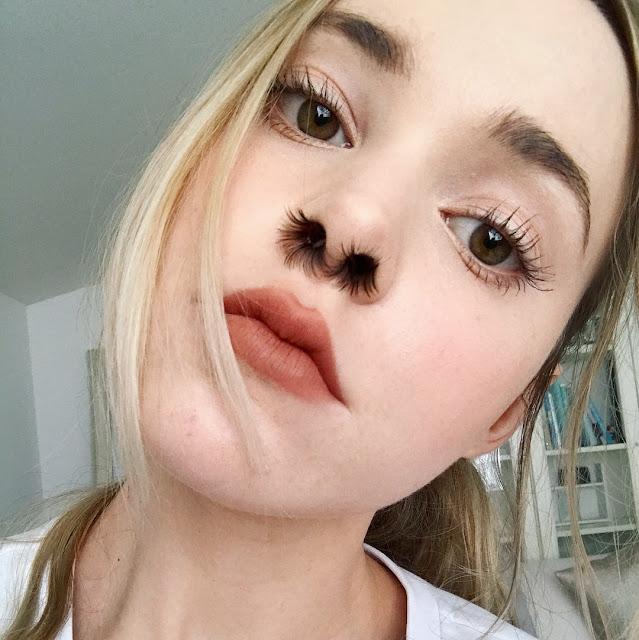 false nose hair