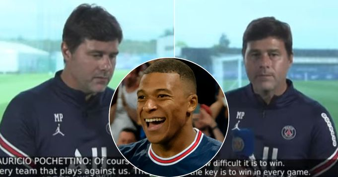 Pochettino comments on Mbappe Transfer to Madrid aftermath of Reims win