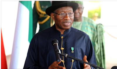 Goodluck Jonathan speaks about 'one positive thing' in Nigeria's COVID-19 repsonse