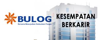 Informasi Loker Terbaru Via Email BUMN PERUM BULOG 2020 Lulusan SMA/SMK D3,S1 Sederajat