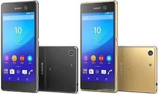 Sony Xperia M5, Ponsel Dengan Kekuatan Kamera 21,5 MP Dan 13 MP