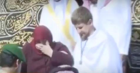 Inilah Yang Terjadi Ketika Presiden Chechnya Meminta Dibukakan Ka'bah Untuk Sang Ibunda