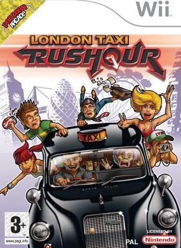 London%2BTaxi%2BRush%2BHour - London Taxi Rush Hour Wii