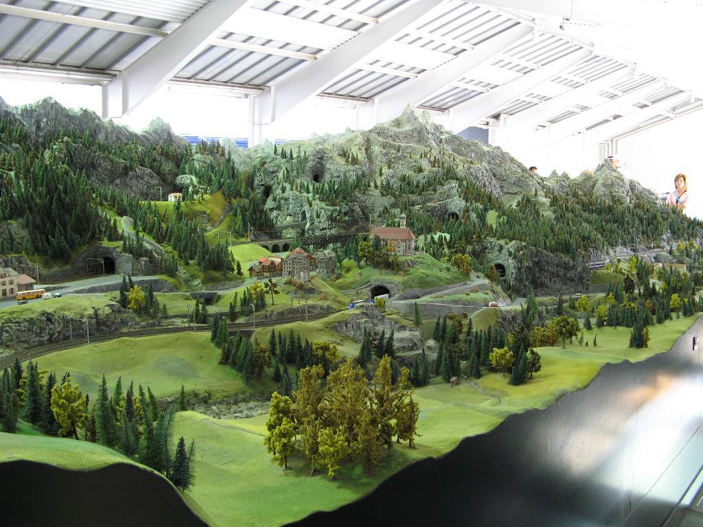 Backyard Layouts Model Railroading Amp Layouts