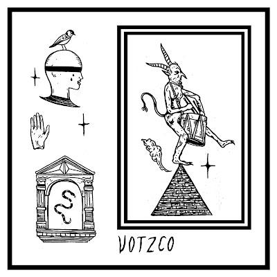 "DEBAUCH MOOD13枚目のリリースは、ベースレスsoft fuzzed-out 90's(以降)style ""POP"" PUNK TRIO『VOTZCO』による初の正式単独作(7"")シングル。"