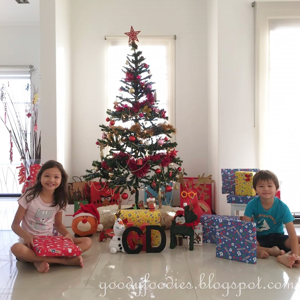 GoodyFoodies: Christmas Day Celebration 2016