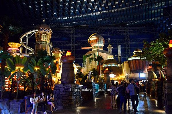 Dubai IMG Worlds Theme Park