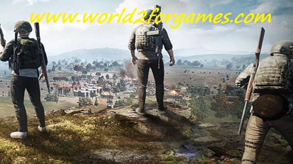 Free Download PUBG FOR PC