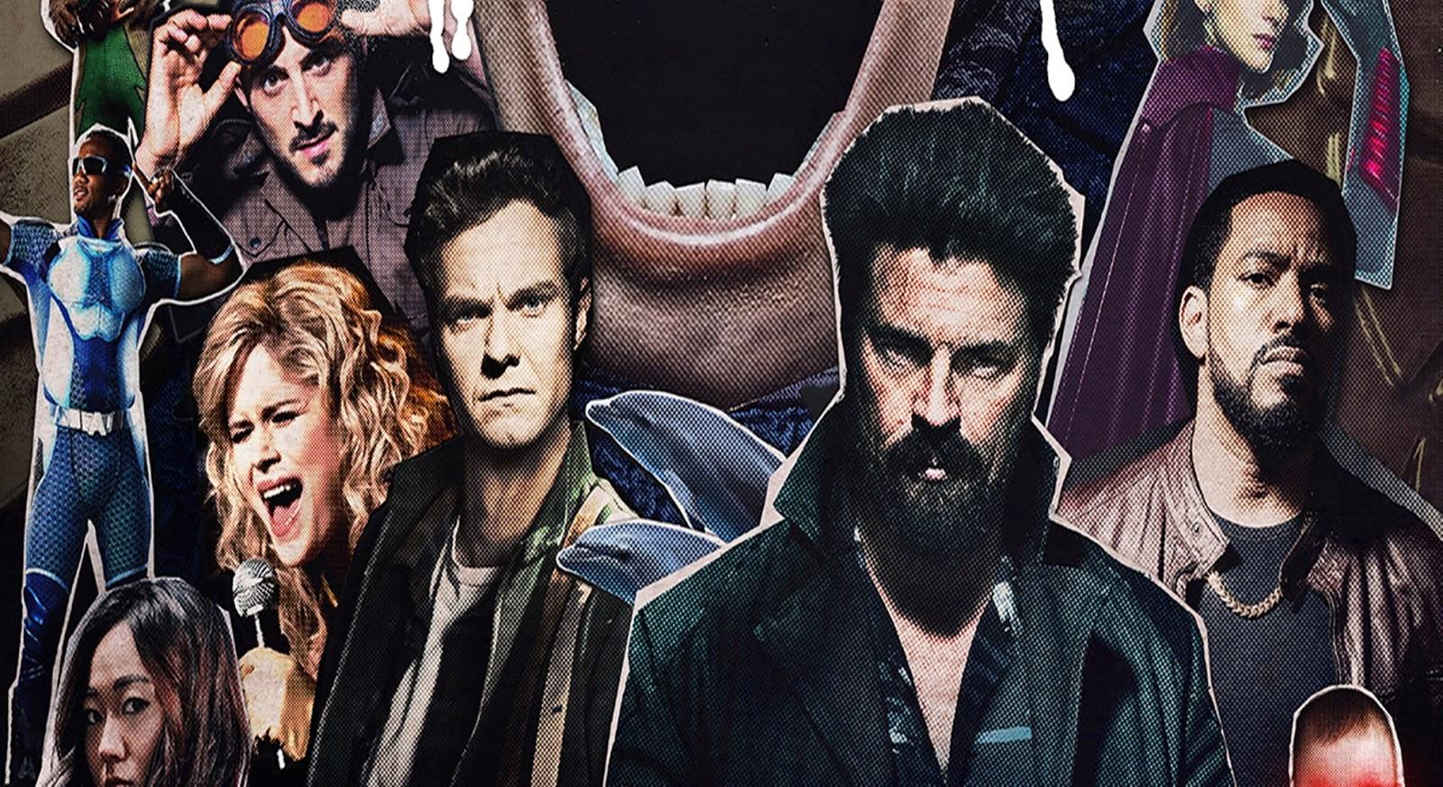 The Boys ganha trailer e cartazes oficiais da segunda temporada