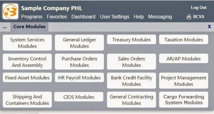IKONOMIKAL: What are INVENTORY CONTROL AND ASSEMBLY MODULES of