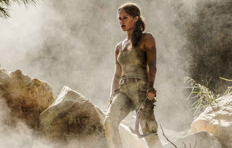 Tomb Raider | Primeiras imagens e sinopse do reboot com Alicia Vikander