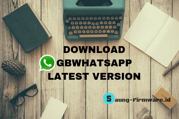 Download GBWhatsApp Clone Android Terbaru