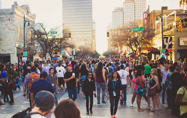 South by Southwest Festival | March 16, 2020 to March 22