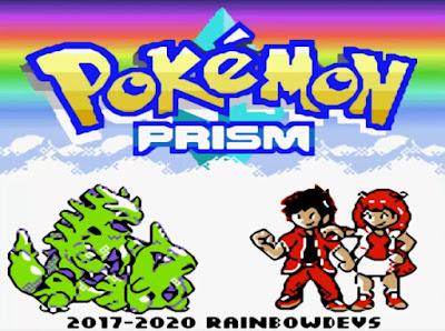 Pokemon Prism en Español para GBC Imagen Portada